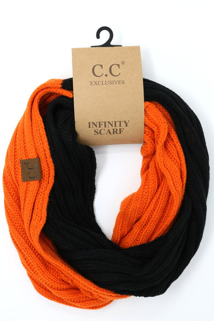 GAME DAY Prairie Infinity Scarf