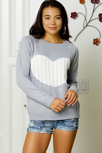 TO LOVE AGAIN Sweater