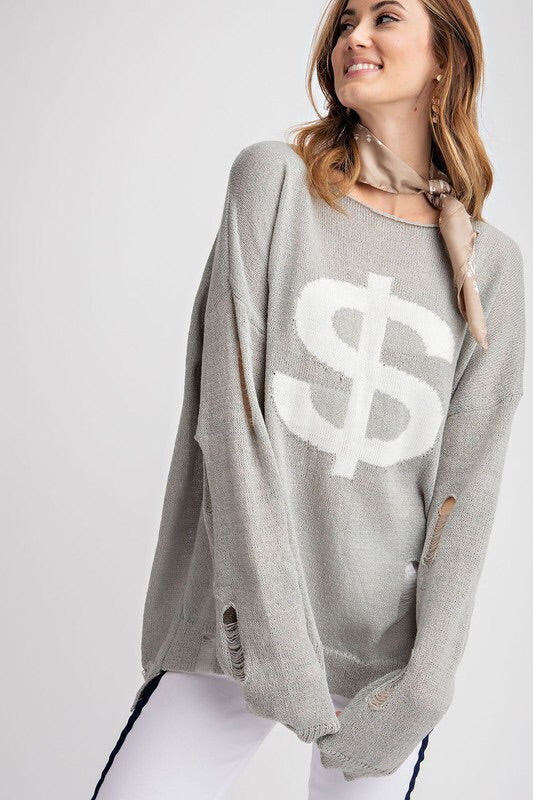RICH GIRL Sweater