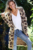 ANIMALS Long Cardigan