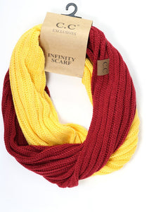 GAME DAY CYCLONE Infinity Scarf