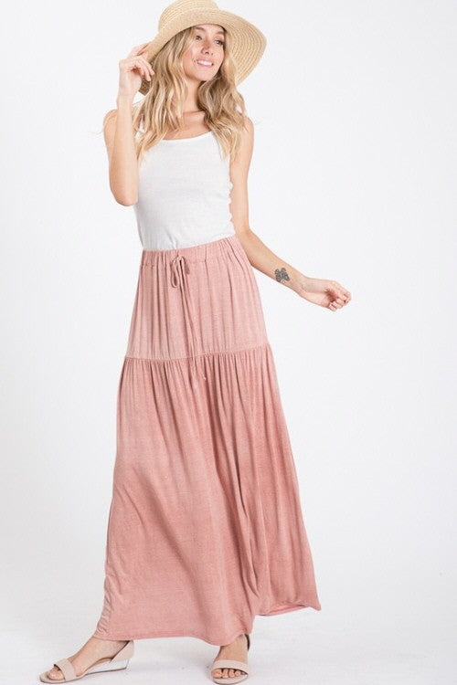MY LOVE Maxi Skirt