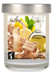Sultry Massaging Oil Candle 1# BEST SELLER
