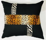Animal Print Pillow