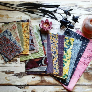 Beeswax Food Wraps Pk3