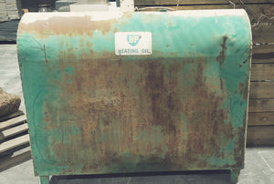 Golden Fleece BP Heating Oil Tank