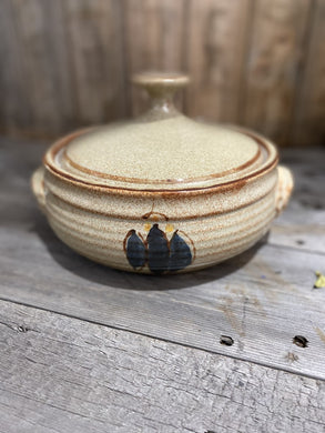 Pottery Dish Small