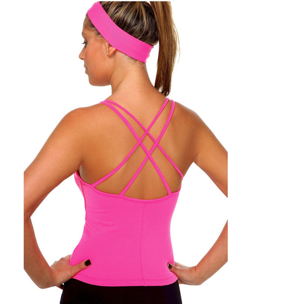 X Back Tank Top by Bia Brazil Activewear