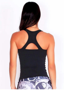 Racer Back Workout Tank Too