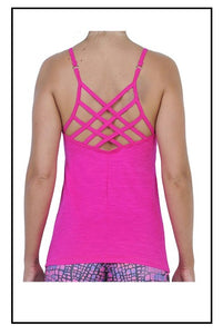Maze Back Tank Top by Bia Brazil Activewear