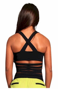 Ladder Back Tank Top by Equilibrium Activewear