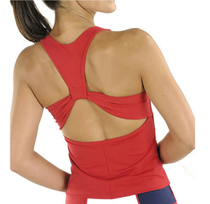 Bow Back Tank Top by Bia Brazil Activewear