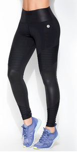 Black Glamour Leggings