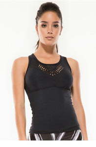 Helen Tank Top with Removable Pads