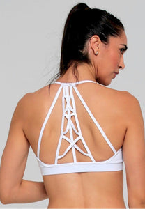 Tower Back Bra Top