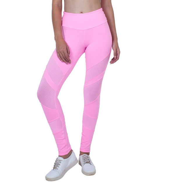 Mesh Panel Legging by Bia Brazil Activewear