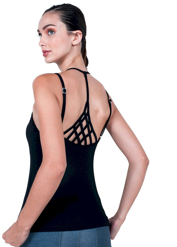 The Dayna Tank by Bia Brazil Activewear style TT4667
