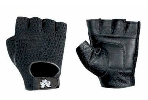 Valeo Black Mesh Gloves