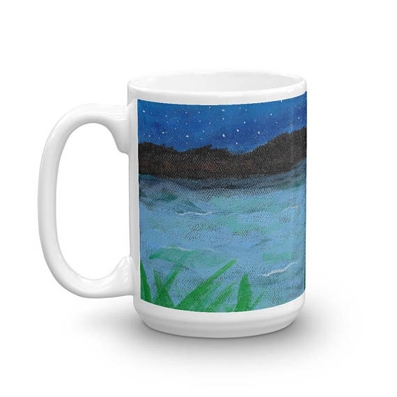 The Lost Mermaid Mug