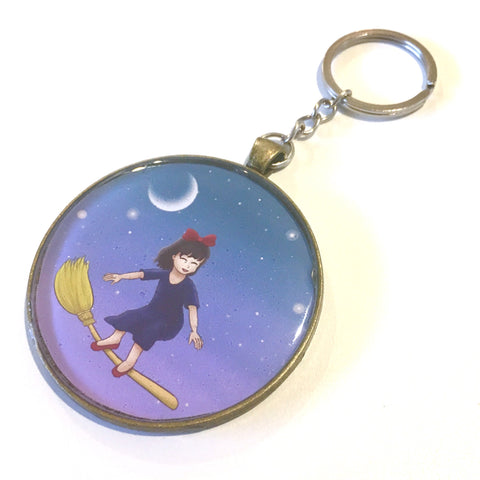 Little Witch Keychain