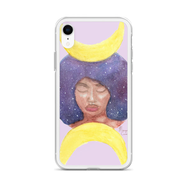 Moon Goddess iPhone Case