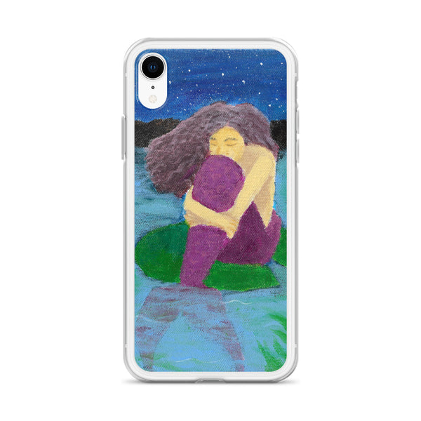 The Lost Mermaid iPhone Case