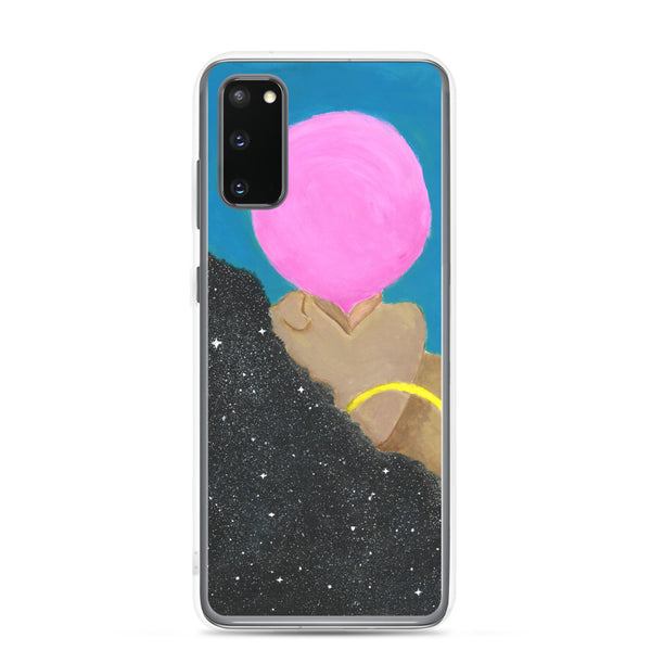 Afro Pop Samsung Case