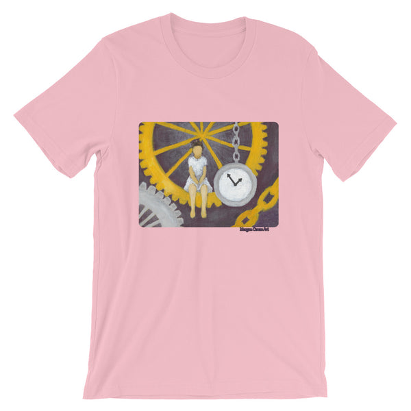 Gears of Time Short-Sleeve Unisex T-Shirt