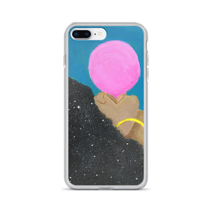 Afro Pop iPhone Case - Morgan Cerese Art