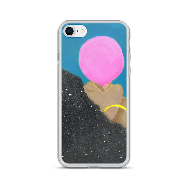 Afro Pop iPhone Case