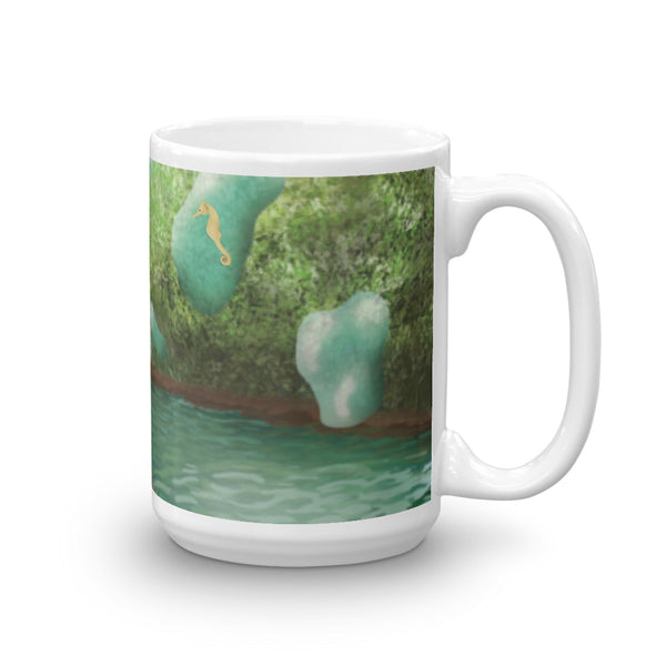 Modern Water Nymph Mug