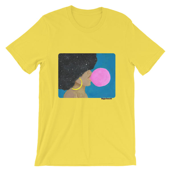 Afro Pop Short-Sleeve Unisex T-Shirt
