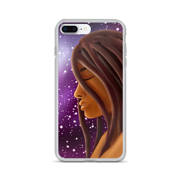 Cosmic Witch iPhone Case