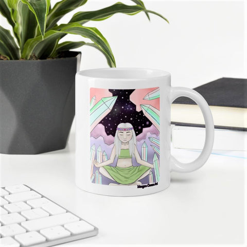 Crystal Witch Mug