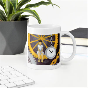 Gears of Time Mug