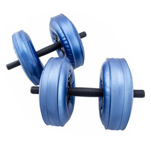 MINIBEAST WATER DUMBBELLS - 25 POUNDS
