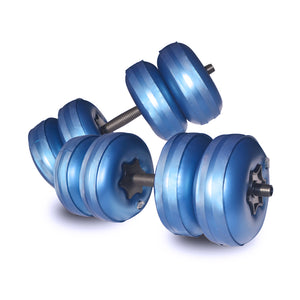 MINIBEAST WATER DUMBBELLS - 50 POUNDS