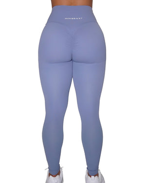BUTTER LEGGINGS - CORNFLOWER