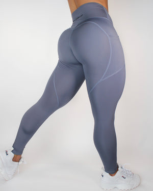 AGILITY LEGGINGS - GREY