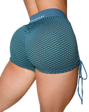 HEX SHORTS - GREEN