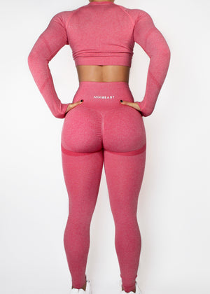 ASSETS LEGGINGS - BUBBLE GUM