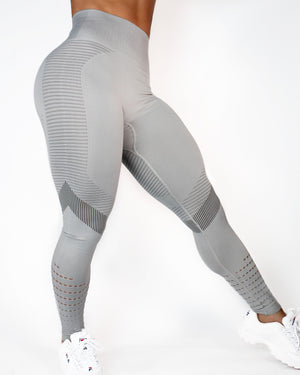 GRAVITY LEGGINGS - GREY
