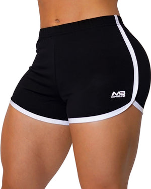 MOVE SHORTS - BLACK