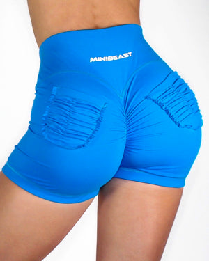 CURVE SHORTS - BLUE