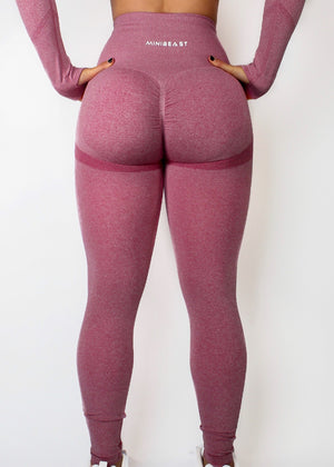 ASSETS LEGGINGS - PLUM
