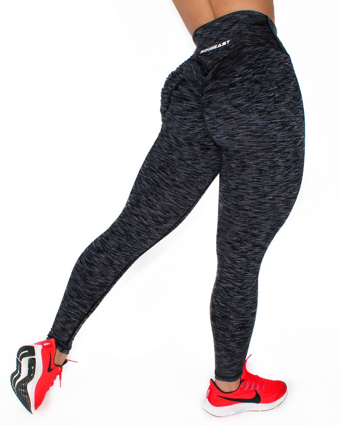 CURVE LEGGINGS - MIDNIGHT SKY (STRETCH)