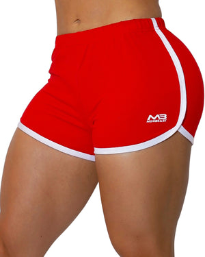 MOVE SHORTS - RED