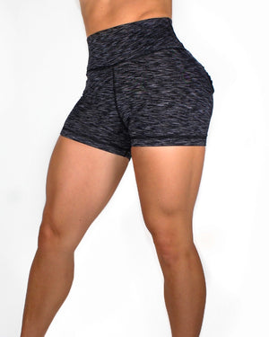NEW CURVE SHORTS - MIDNIGHT SKY (STRETCH)
