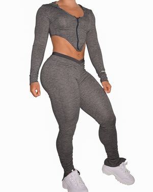 BARE MATCHING SET - GREY