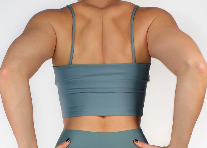 LIFESTYLE SPORTS TOP - SAGE